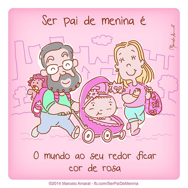 Ser Pai de Menina #12