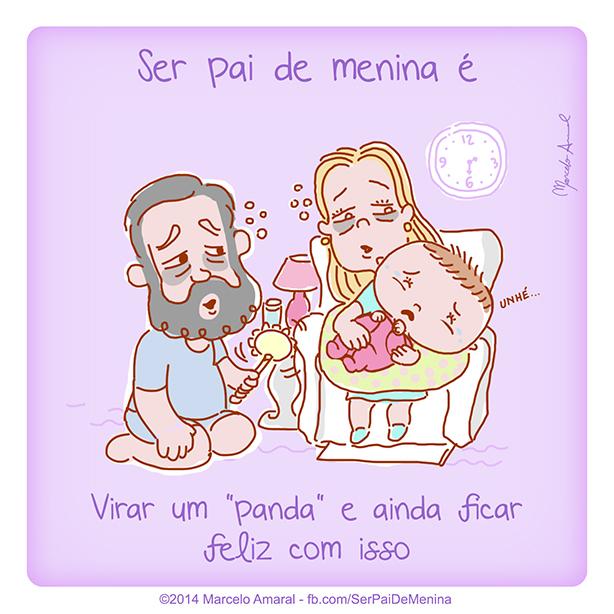 Ser Pai de Menina #14
