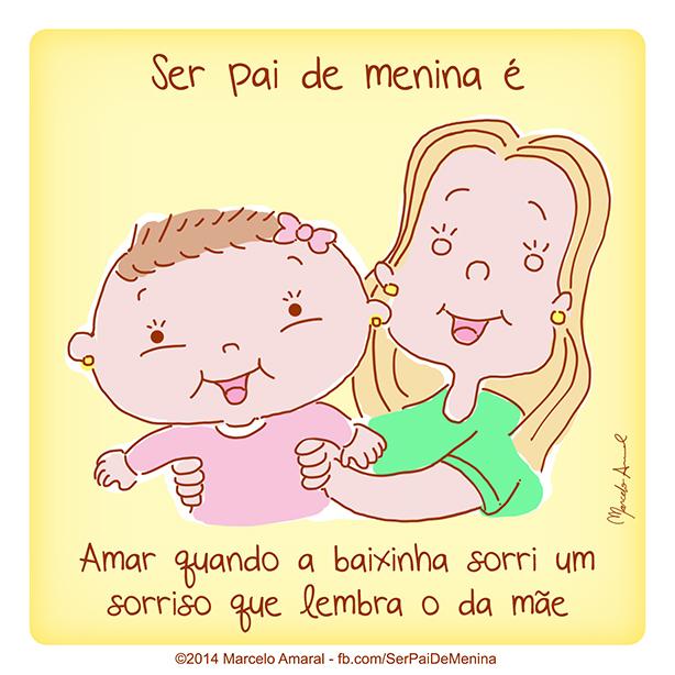Ser Pai de Menina #17