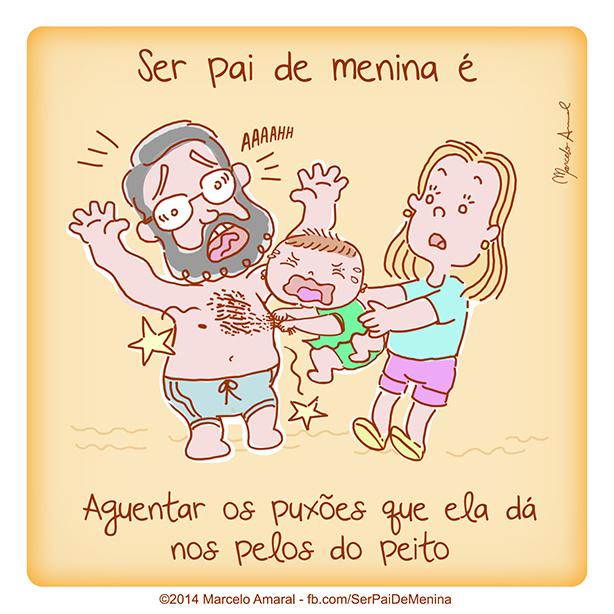 Ser Pai de Menina #19