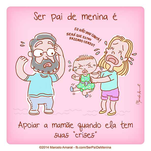 Ser Pai de Menina #27