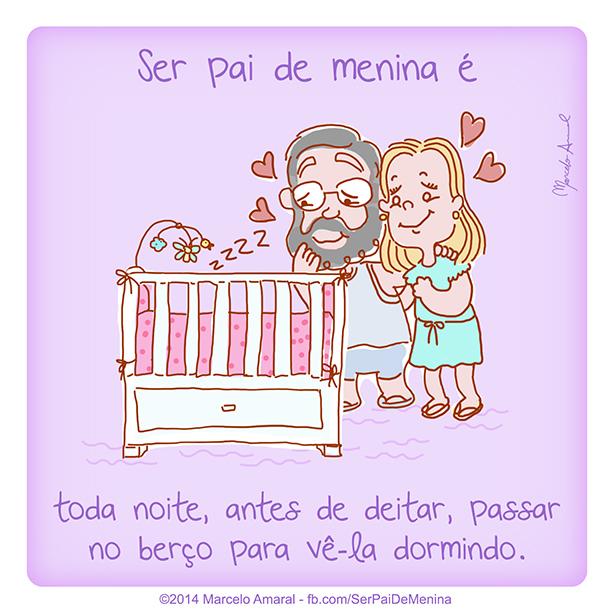 Ser Pai de Menina #29