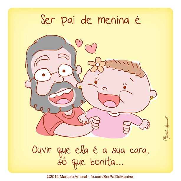 Ser Pai de Menina #31