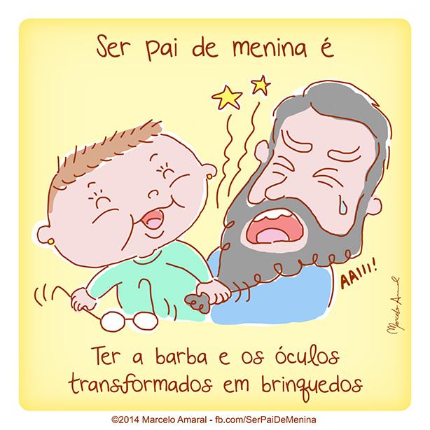 Ser Pai de Menina #34