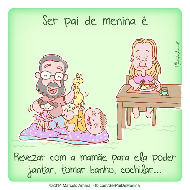 Ser Pai de Menina #35